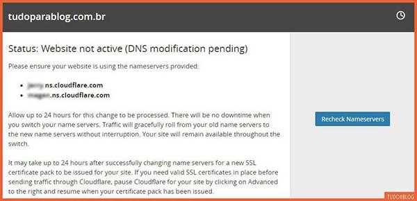 Cloudflare-antes-da-alteração-do-DNS