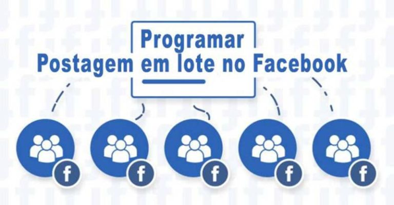 Melhor ferramenta para agendar Postagens no Facebook e outras redes sociais (Postagens em lote)